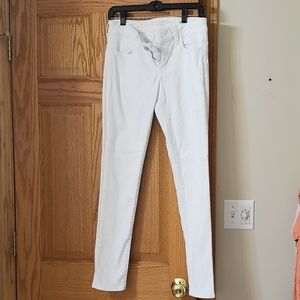 American Eagle White Jegging